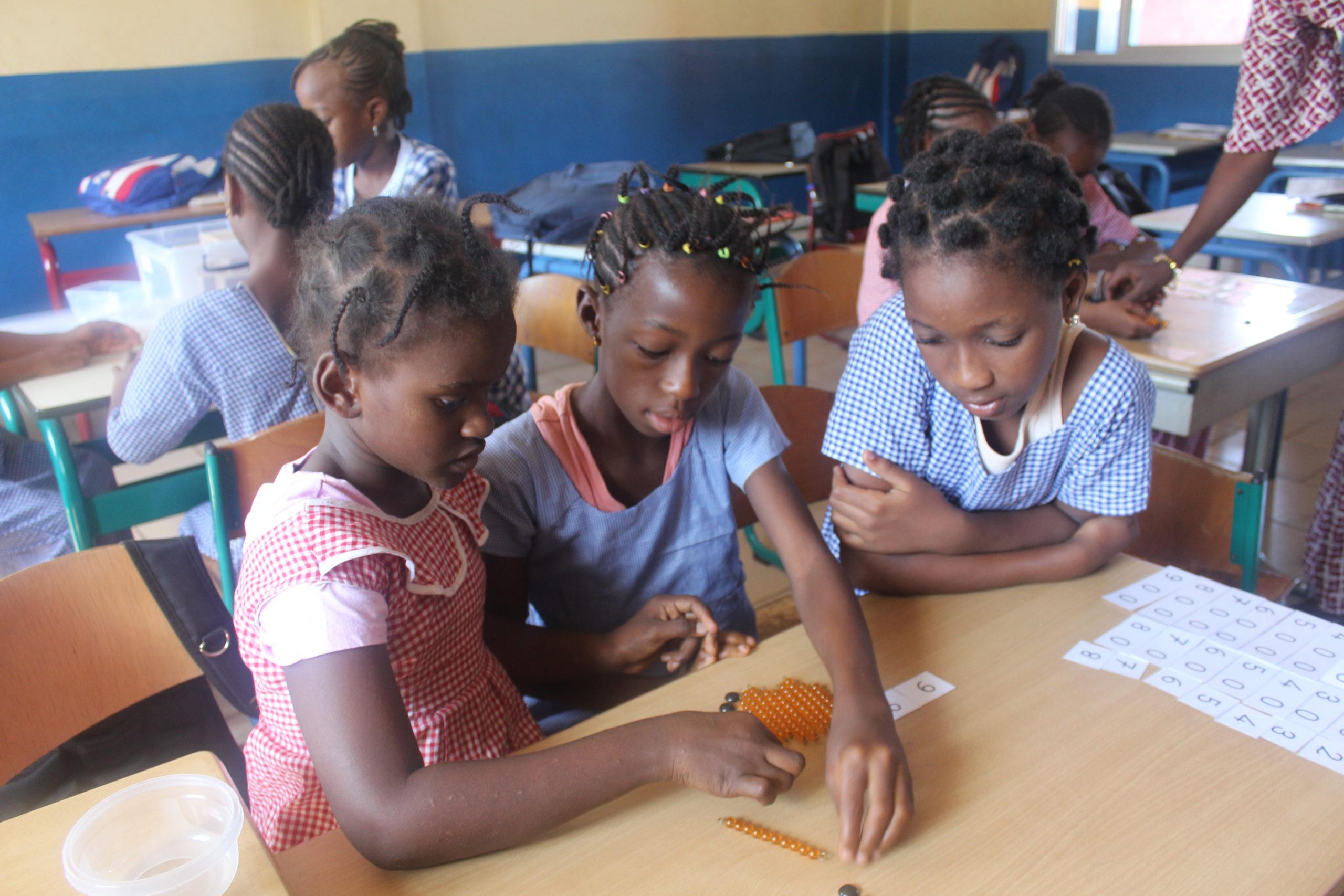 Ecole Phenix International - Primaire